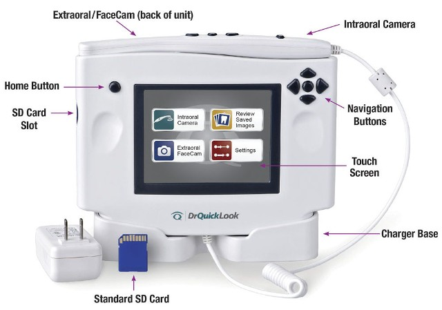 Dr Quick Look SD Plus Camera System Dental Intra Oral camera