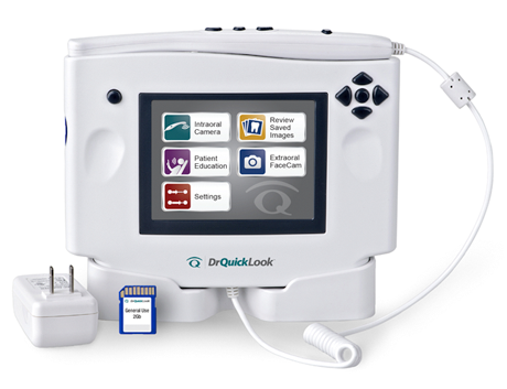 Dr Quick Look SD Plus Camera WITH Patient Education