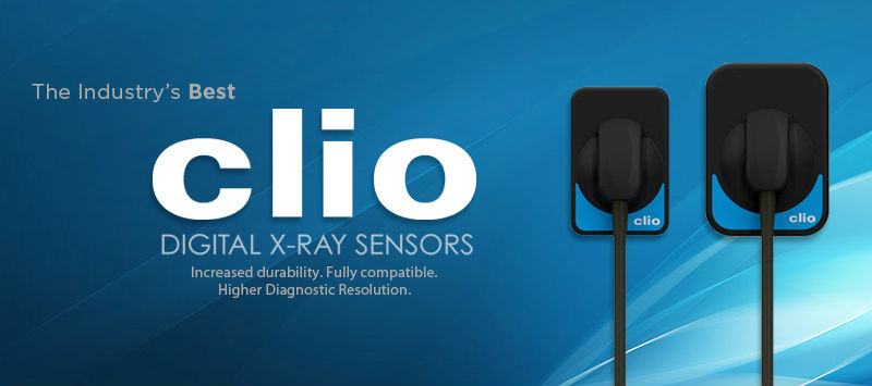 clio Digital Dental X-Ray Sensor System