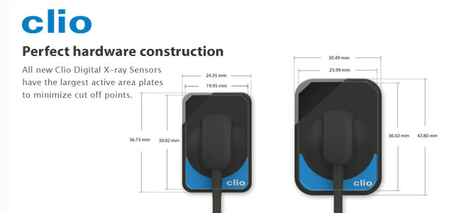 Clio Digital X-Ray Sensor System