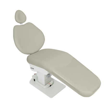 Biscayne Fixed Base Electric Dental Patient Orthodontic Chair