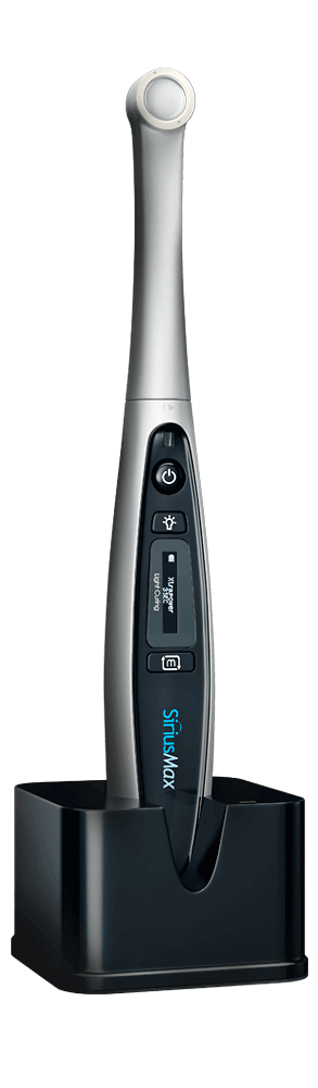 SiriusMax Advanced Dental Cordless Curing Light
