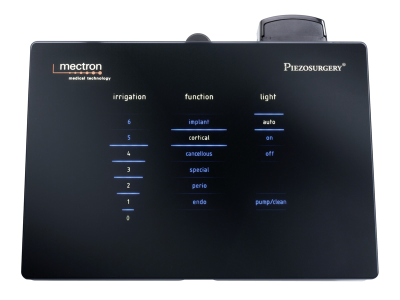 Mectron Piezosurgery Touch Piezo Scaler Surgery Unit