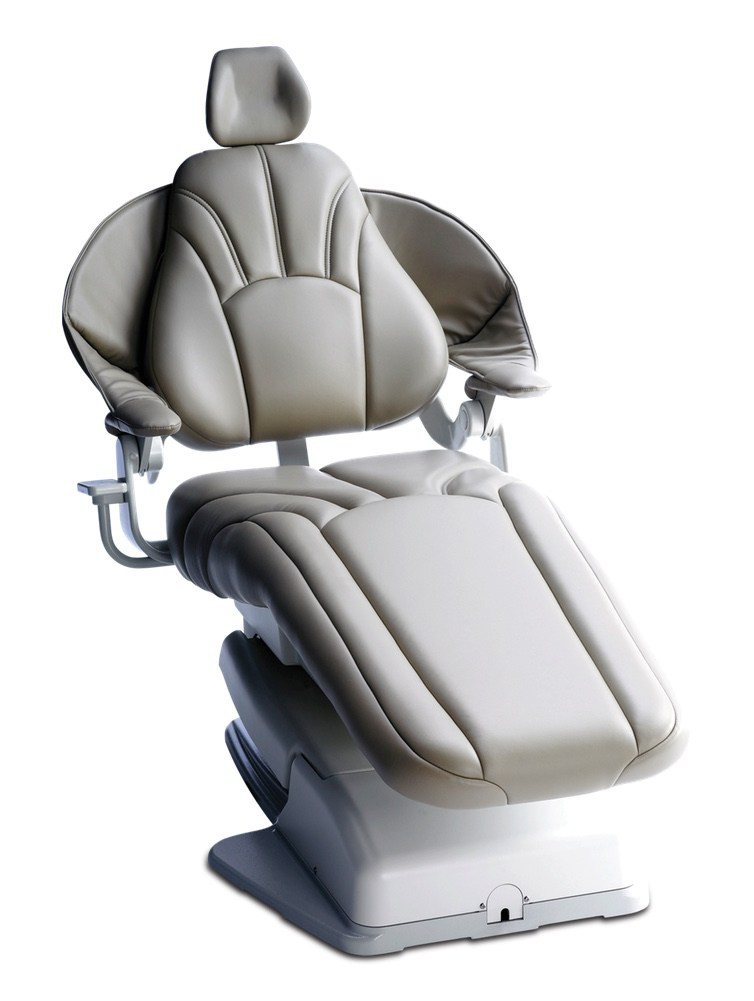 Engle 300 Narrow Back Traverse Dental Operatory Chair