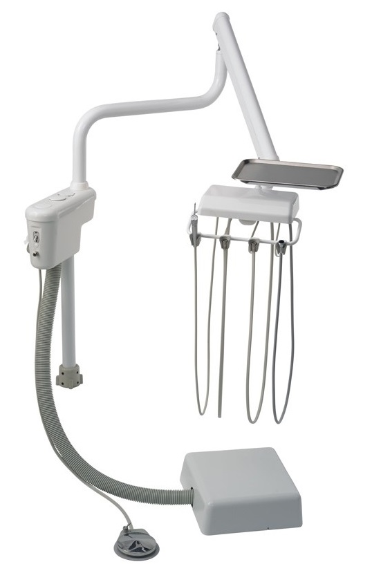 Engle AS-1 Over Patient Dental Delivery System