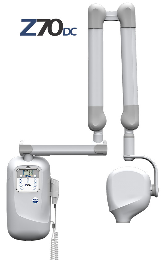 XZeal Z70 DC Dental Intra Oral X-Ray Unit