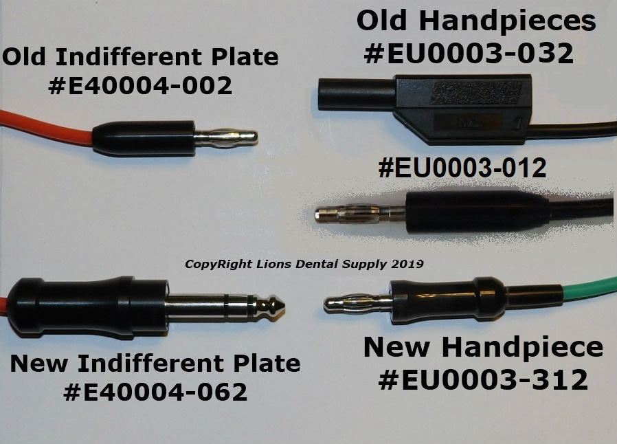 Bonart Electrosurgery Handpiece and Difference Plate