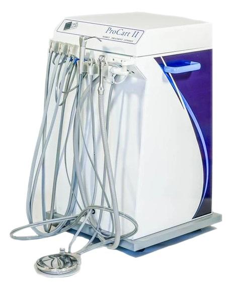 Procart II Mobile Dental Delivery Cart