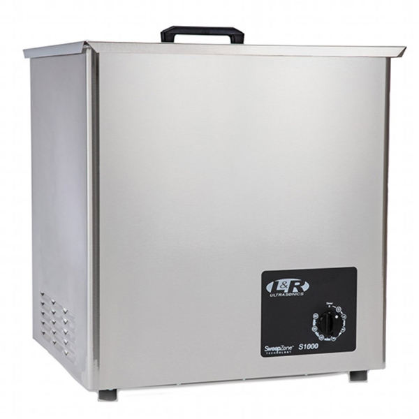 L and R  SweepZone Ag 1000 UltraSonic Cleaner Mechanical Timer #AG918