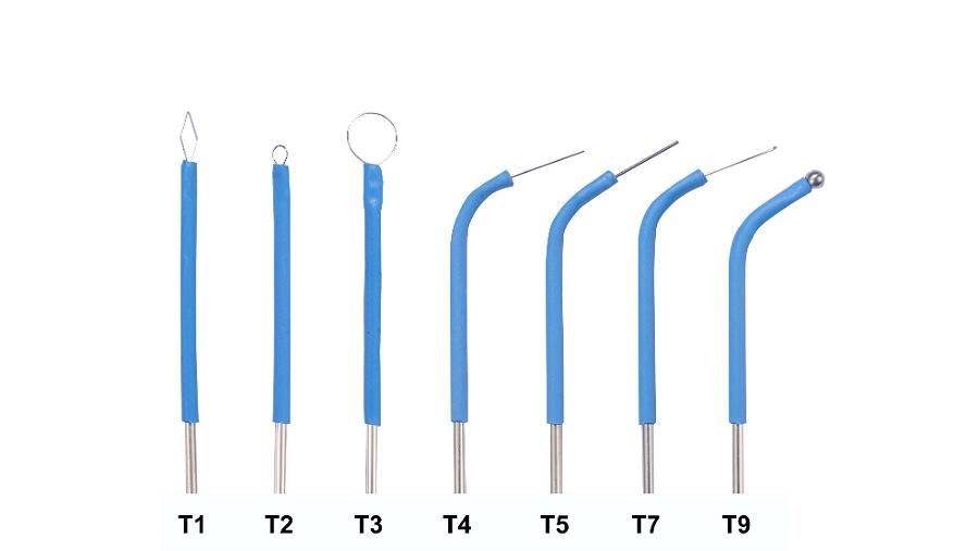 Electrodes for Bonart Electrosurgery Unit