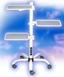 MULTI-TIER ADJUSTABLE TRAY STAND by DENTAMERICA