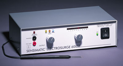 Sensimatic 600SE Electrosurgery Unit