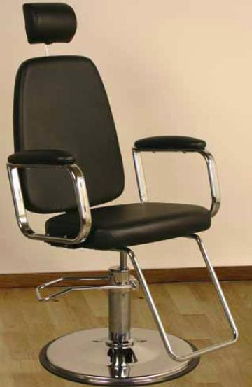 High Back Exam X-Ray Chair with Headrest