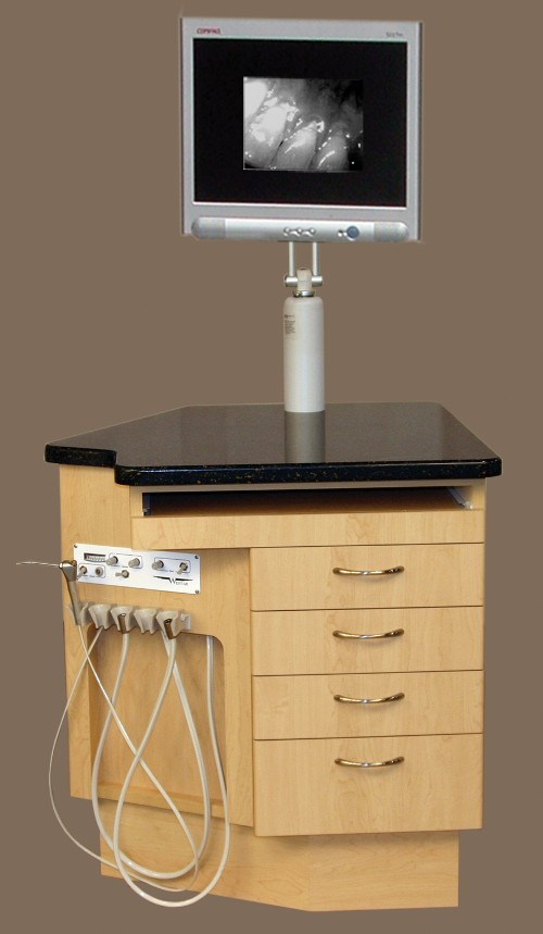SP400 Ortho Dental Delivery Cart