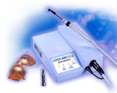 Litex 685 Plasma Arc Curing Light