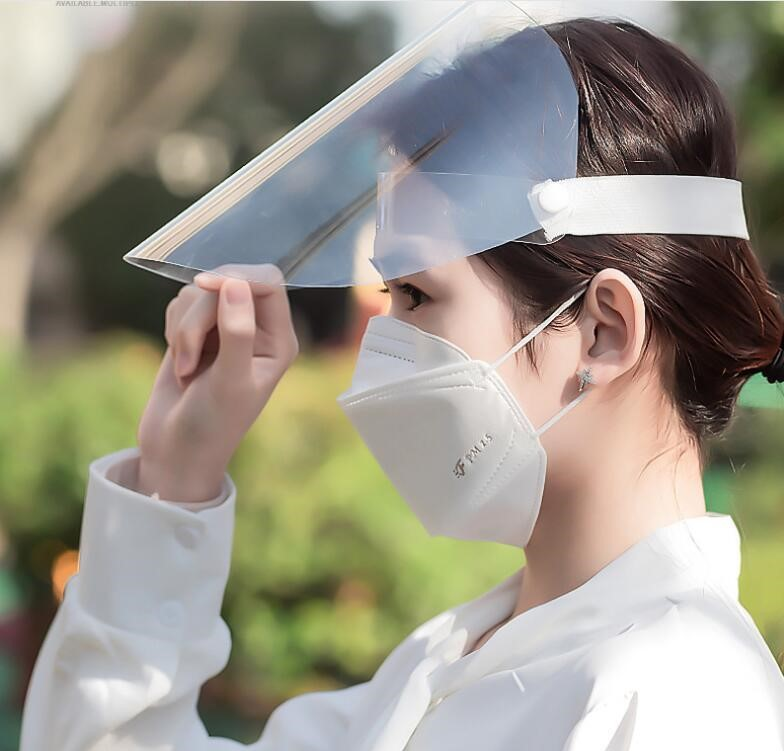 Medical Full Face Shields for Covid-19 Protection
