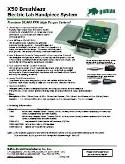 Buffalo X50 Dental Electric Laboratory Micro motor Brochure