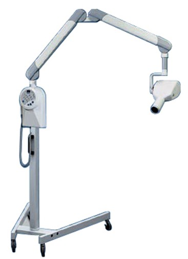 Explor X AC Mobile Dental X Ray Unit By Villa