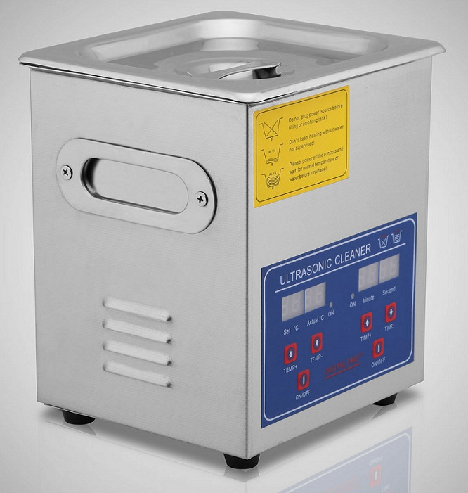 Pro + 2 liter Dental Digital Ultrasonic Cleaner