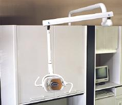 Wall/Cabinet Mounted Operatory Light (Dentech)