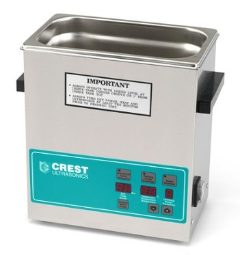Crest Powersonic CP360T Bench Top Ultrasonic Cleaner