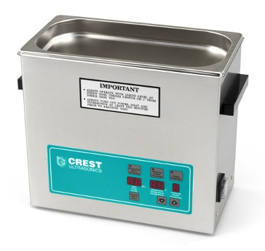 Crest Powersonic CP1100T Bench Top Ultrasonic Cleaner