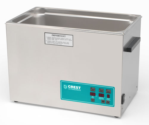 Crest Powersonic CP2600T Bench Top Ultrasonic Cleaner