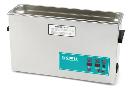 Crest Powersonic CP1200T Bench Top Ultrasonic Cleaner