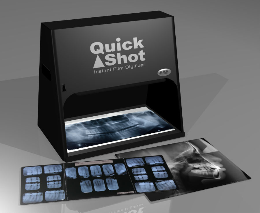QuickShot QS-320 Film Digitizer