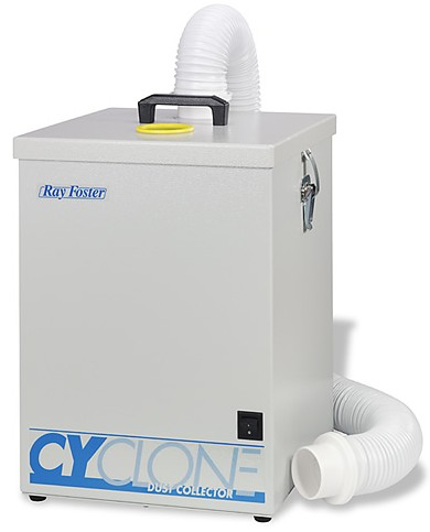 Cyclone Dental Lab Dust Collector by Ray Foster