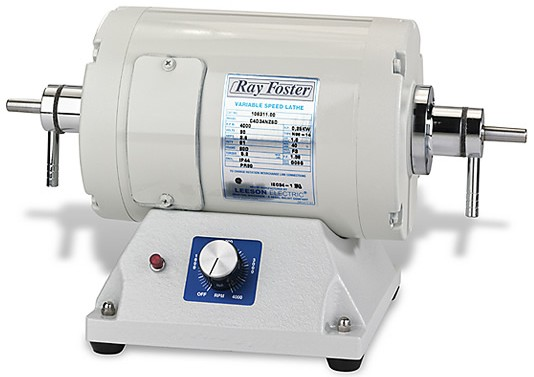 PR90 Dental Lathe By Ray Foster
