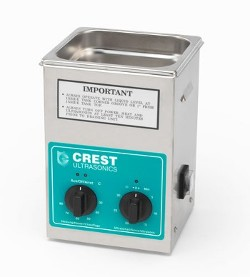 Crest Powersonic CP200T Bench Top Ultrasonic Cleaner