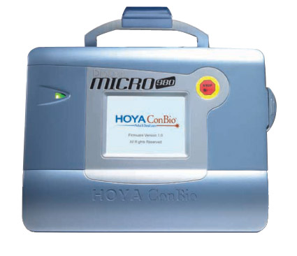 Micro 980 Soft tissue laser by hoya