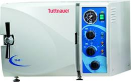 Tuttnauer 2540MK Steam Sterilizer