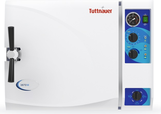 Tuttnauer 3870M Large Capacity Steam Sterilizer