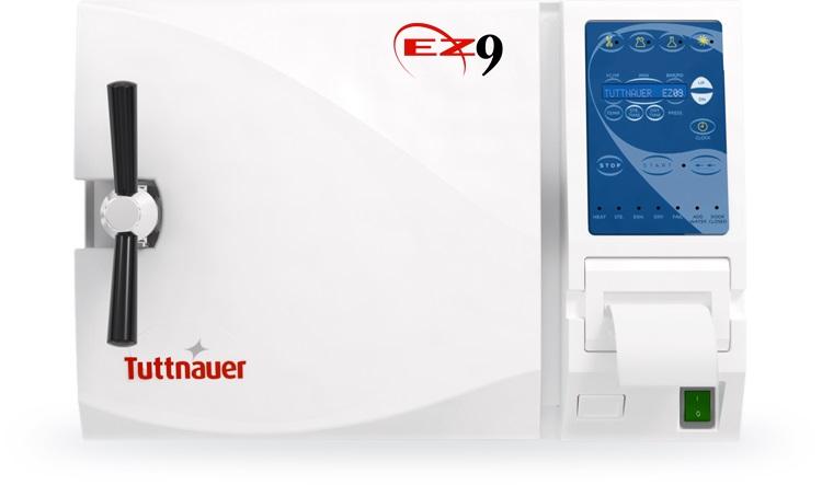 Tuttnauer EZ 9 Steam autoclave
