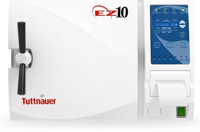 Tuttnauer EZ10 Steam autoclave