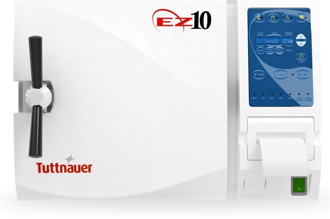 Tuttnauer EZ10 Dental Autoclave