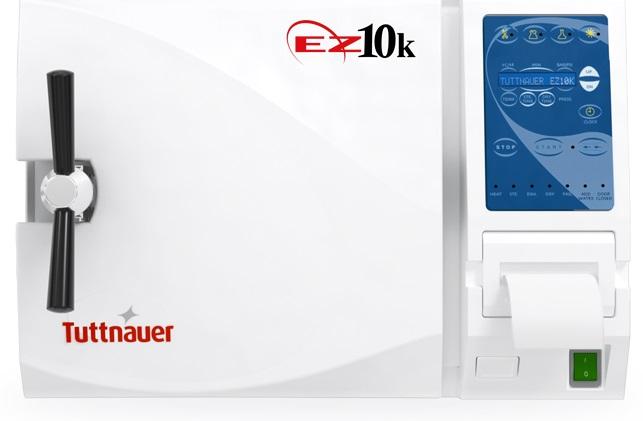 Tuttnauer EZ10K Steam Sterilizer