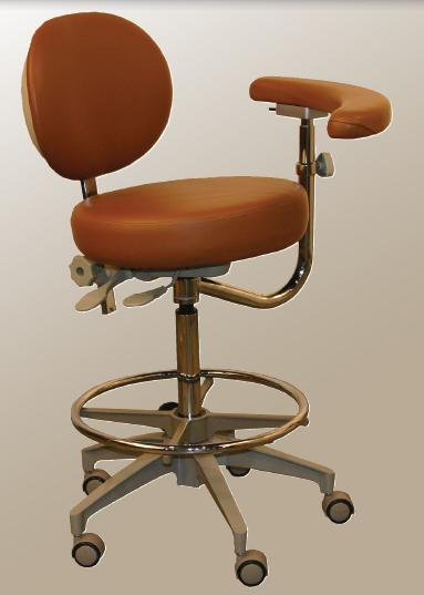 Ultra Dental Assistant Stool by Westar