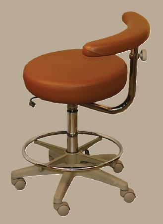 Westar Economy Dental Assistant Stool