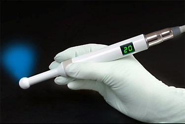 The Cure Turbo Curing Light unit