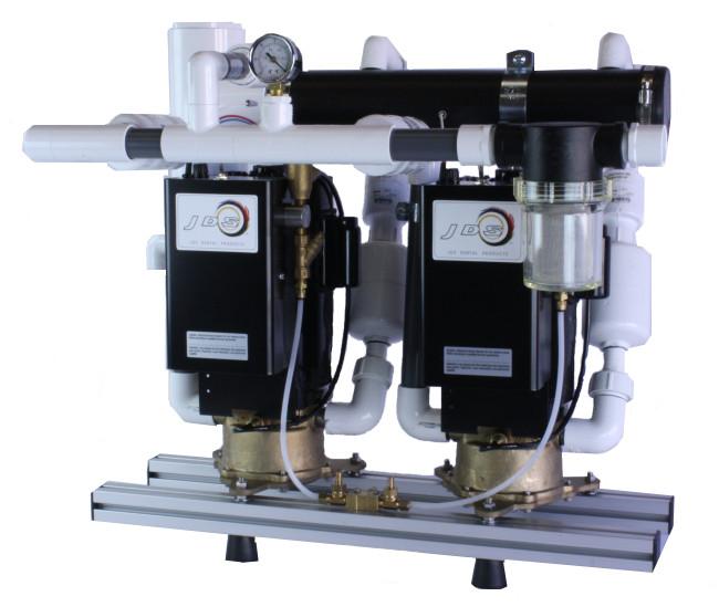 Dental Vacuum Pumps