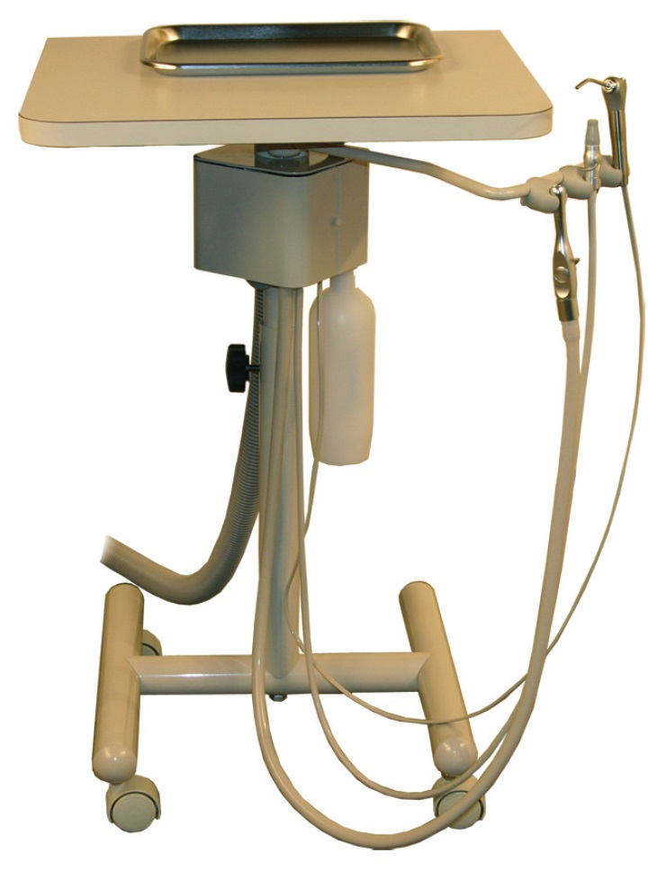 4082 Dental Delivery Assistant Cart