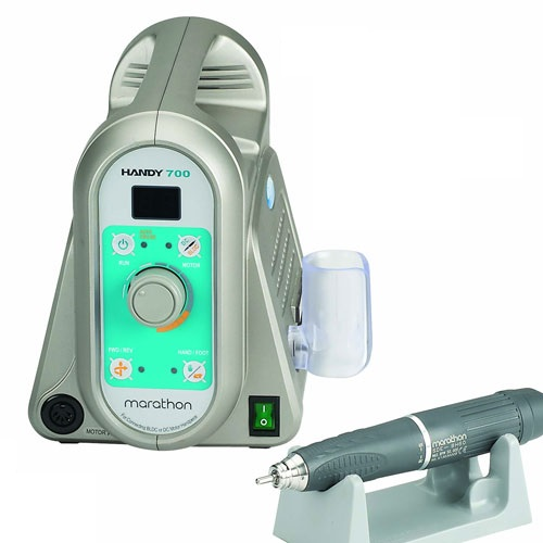 Saeyang Marathon Handy 700 Brushless Dental , Medical Hair Transplant, And Nail Salon Micro Motor