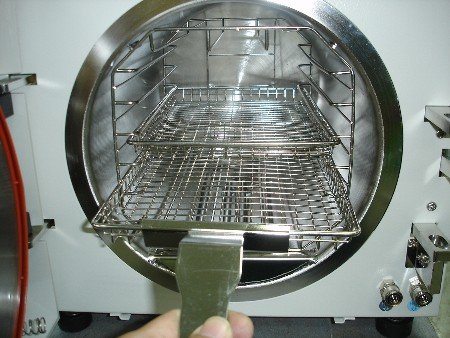 Omega St steam autoclave