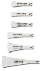 Nouvag 5120 Set of Sagittal Surgical Saw Blades