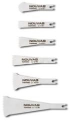 Nouvag 5120 Set of Sagittal Surgical Saw Blades