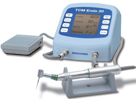 TCM Endo 20 Endodontic Rotary System By Nouvag