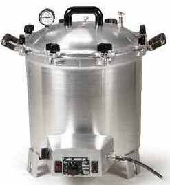 75X All American Tattoo Steam Sterilizer
